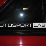 autosport labs decal