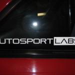 autosport labs decal