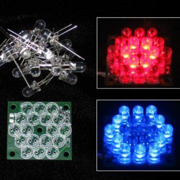 cluster LED kit