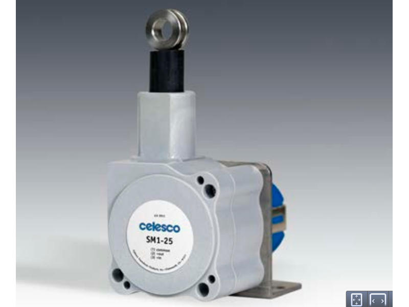 celesco sm1 string potentiometer