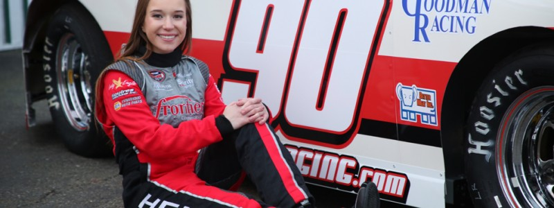 Molly Helmuth Racing nascar super late model sprint