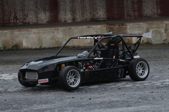 Exomotive Exocet Project Building The Most Connected Race Car In