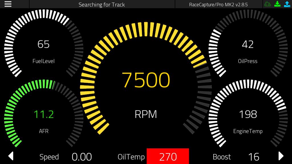 RaceCapture/Pro MK3 Lap timer, data logger, telemetry system