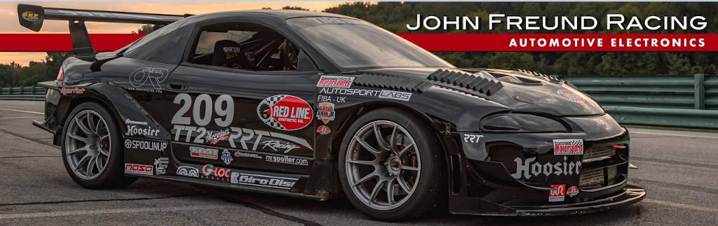 New Dealer: John Freund Racing